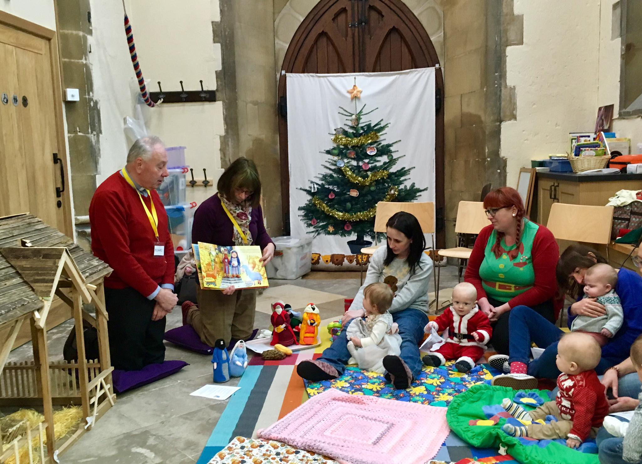 Bumps and Babies Christmas Party 2019