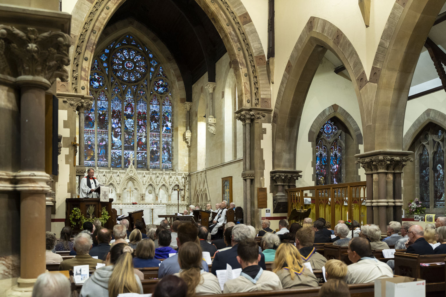 150th Anniversary Civic Service