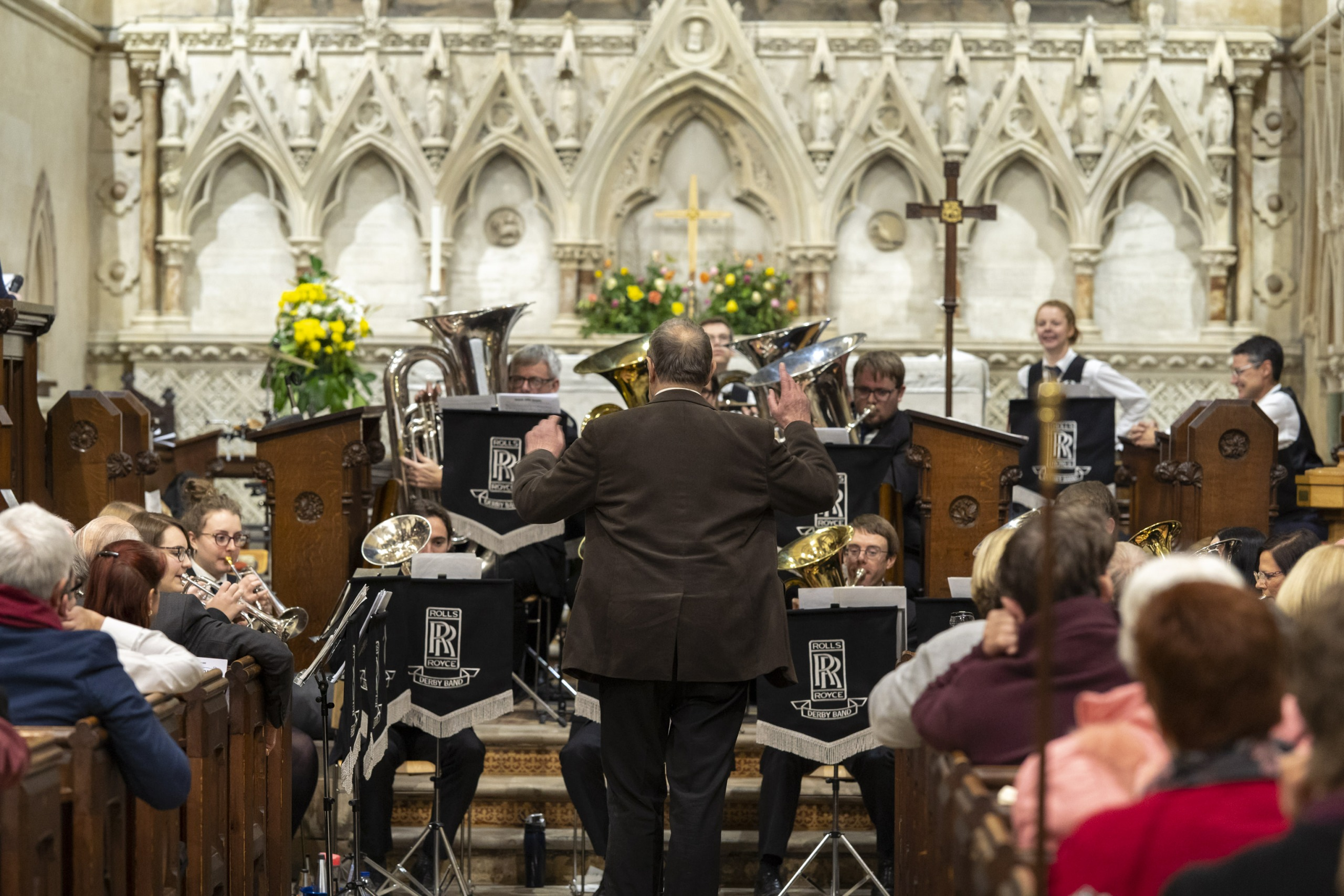 Rolls Royce Brass Band Concert 2019