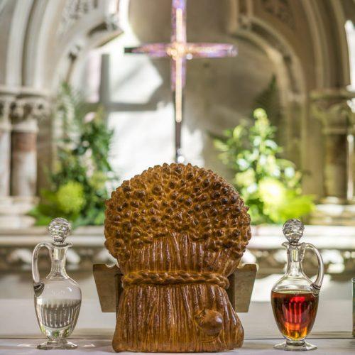 Harvest Loaf at St Mark's Church