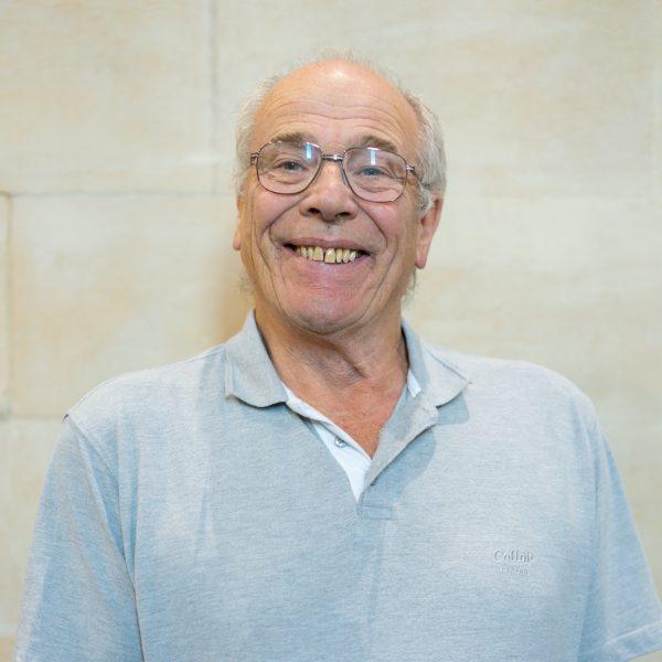 Keith Mann - Church Warden